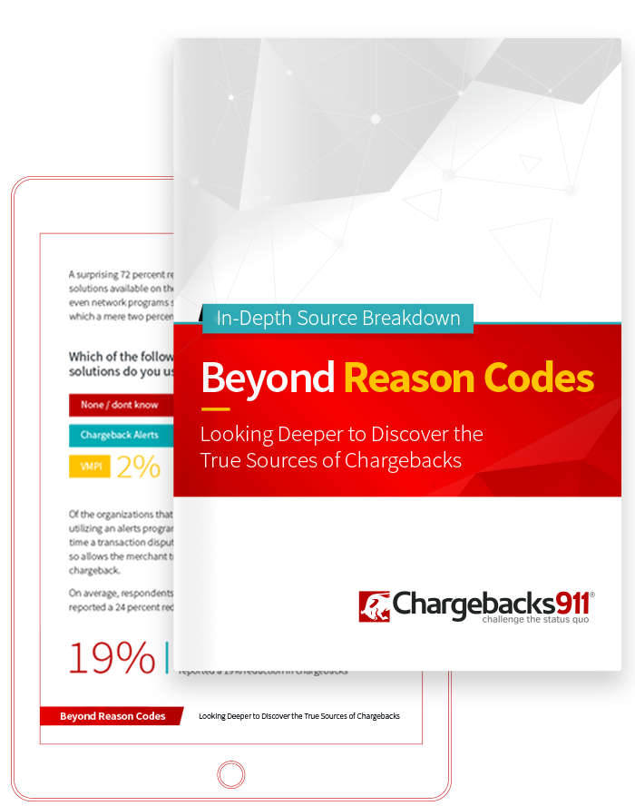Learn the #1 Chargeback Management Secret!