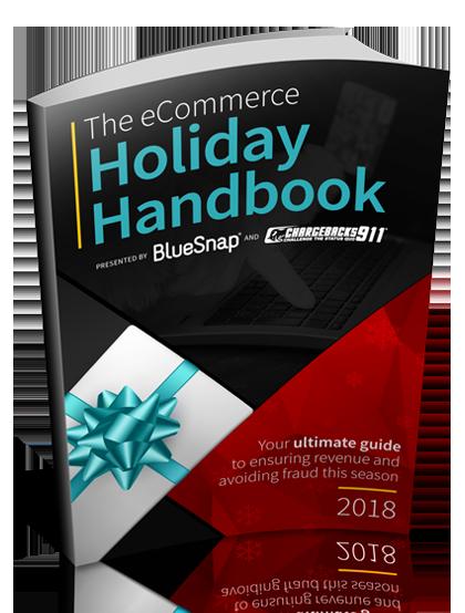 Chargebacks911 eBook - The eCommerce Holiday Handbook