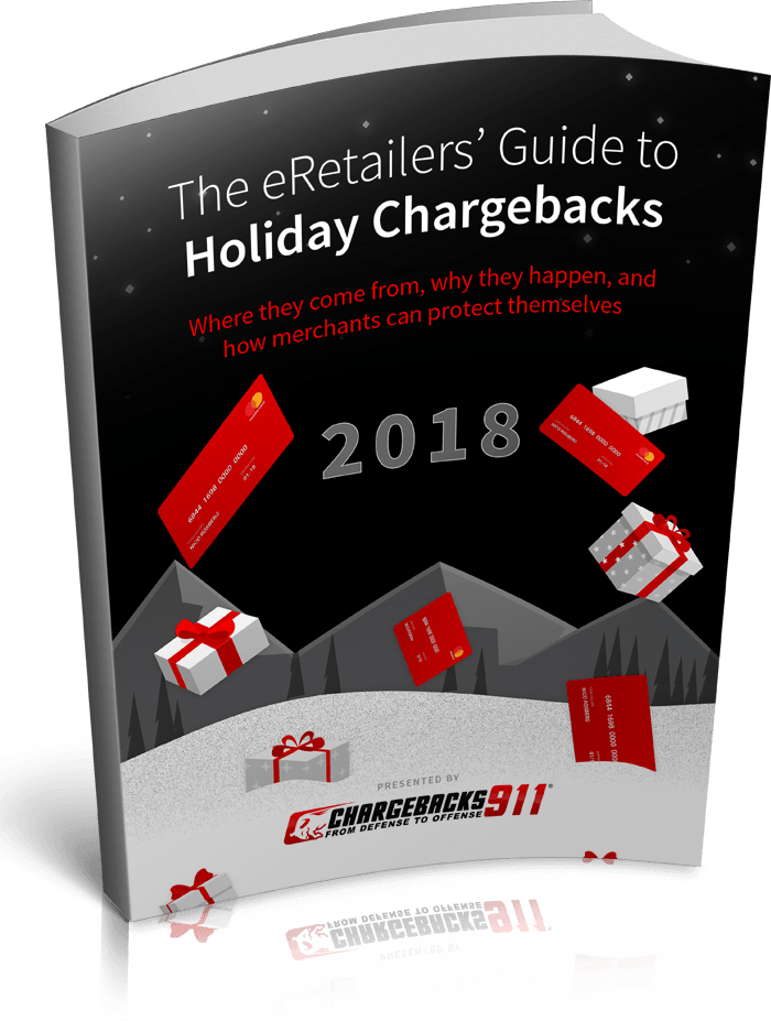 Chargebacks911 eBook - eRetailers' Guide to Holiday Chargebacks