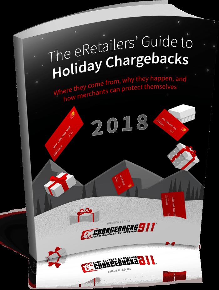 Chargebacks911 eBook - eRetailers' Guide to Holiday Chargebacks