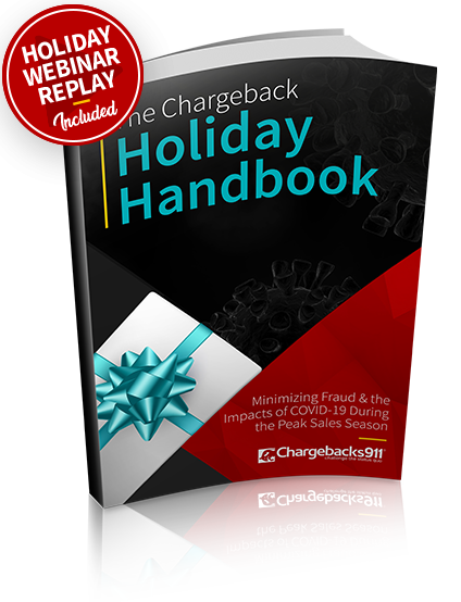 Chargebacks911 eBook - The 2020  Chargeback Holiday Handbook Free Download